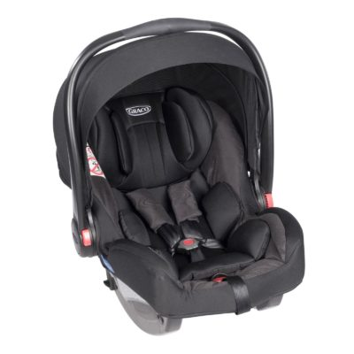 Graco SnugRide i-Size Car Seat - Midnight Black