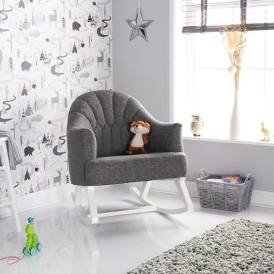 Obaby Round Back Rocking Chair