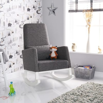 Obaby High Back Rocking Chair