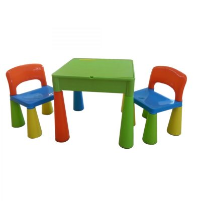 Liberty House Toys Multicoloured 5 in 1 Activity Table