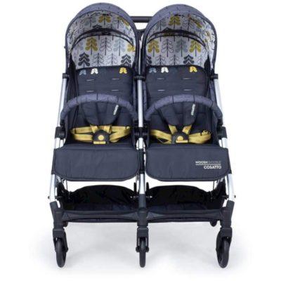 Cosatto Fika Forest Woosh Twin Stroller