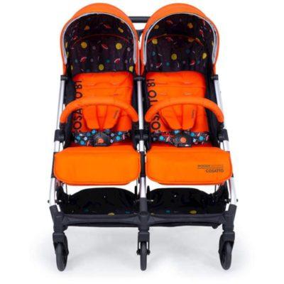 Cosatto Spaceman Woosh Twin Stroller