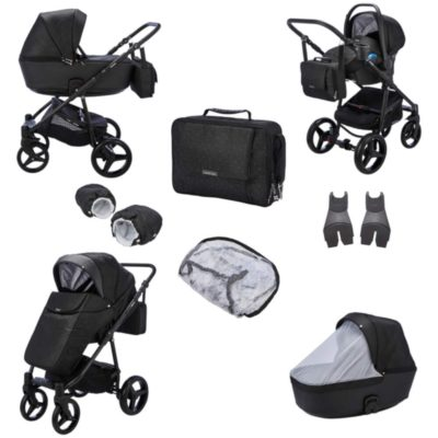 Mee-go Galaxy travel system santino special edition