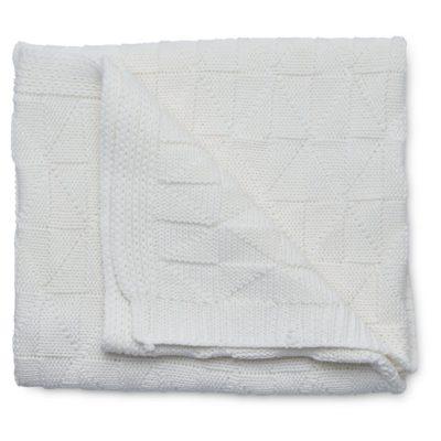 ABC Design Cream Blanket