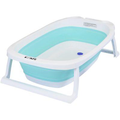 iSafe Flat Foldable Baby - Aqua