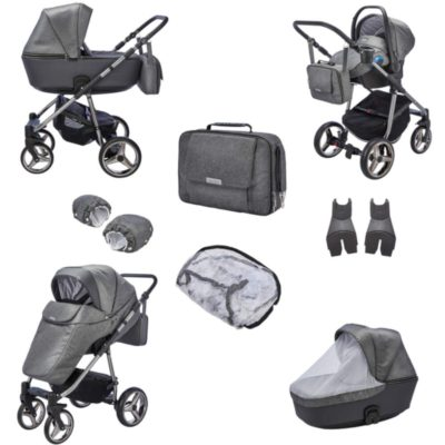 mee-go santiono special edition travel system cloud