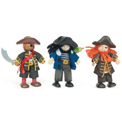 Le Toy Van Buccaneers Pirates Gift Pack