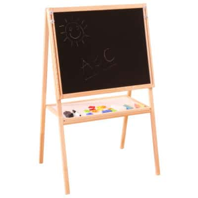 Liberty House Toys Height Adjustable Double Sided Easel