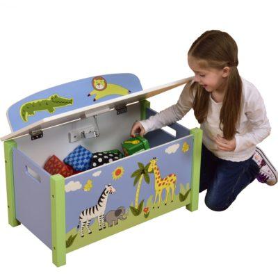 Liberty House Toys Safari Big Toy Box