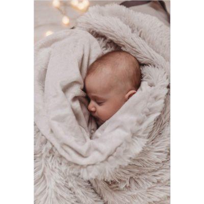 Bizzi growin blanket Koochicoo grey