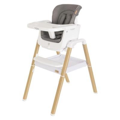 Tutti Bambini Nova Highchair - Oak/White