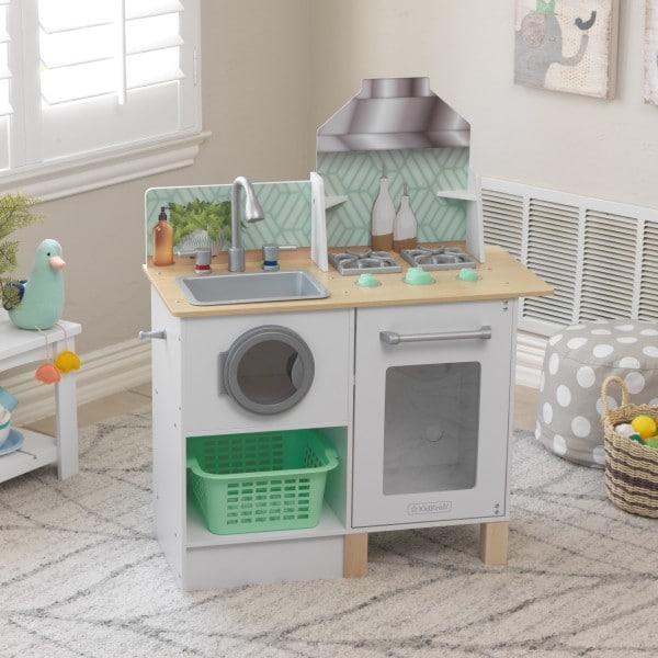 Kidkraft Whisk & Wash Kitchen & Laundry