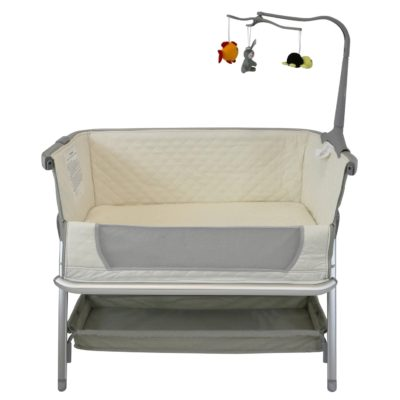 iSafe Cosy Next Me Bedside Crib - Dawn