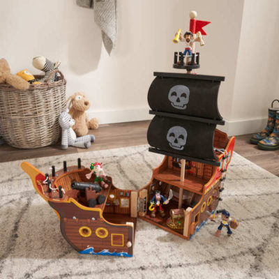 Kidkraft Adventure Bound Pirate Ship