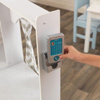KidKraft Ultimate Corner Play Kitchen - White