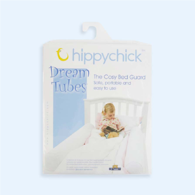 Hippychick Dream Tubes Bed Guard - cot bed