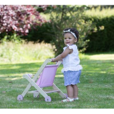 Moover Dolls Stroller Pink