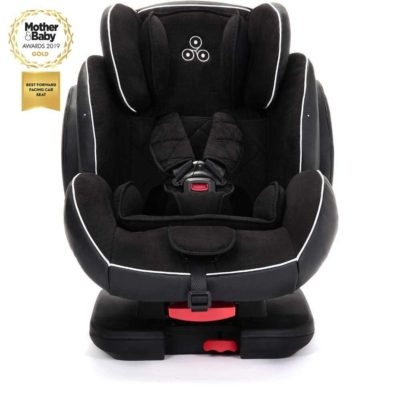 ickle bubba Solar Car Seat Black_Stage 1 (1)
