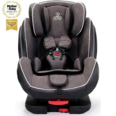 ickle bubba Solar Car Seat Dark Grey_Stage 1 (1)