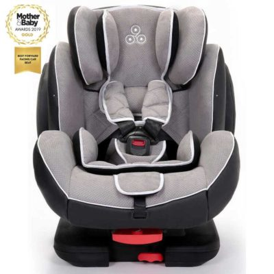 ickle bubba Solar Car Seat Light Grey_Stage 1 (1)