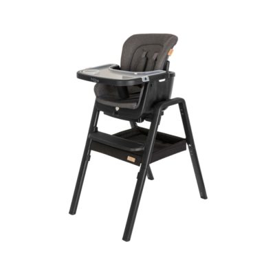 nova highchair black