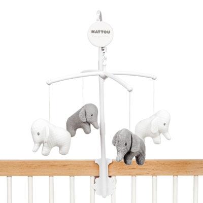 Nattou Musical Mobile Tembo Elephant
