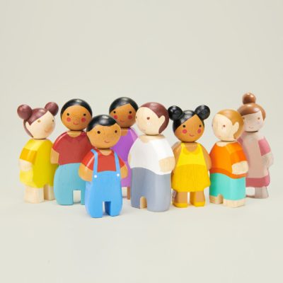 The Sunny Doll Family & The Leaf Family Bundle
