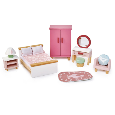 Tender Leaf Dolls House Bedroom Furniture
