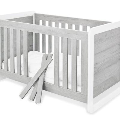 pinolino curve cot bed