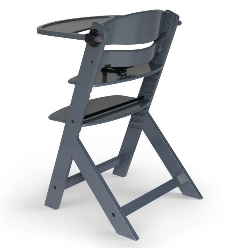 Kinderkraft Enock Grey Highchair