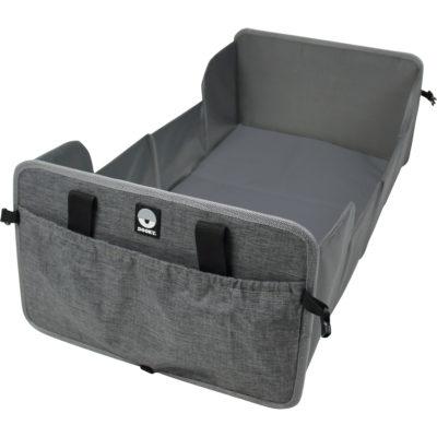 Dooky Travel Cot Grey