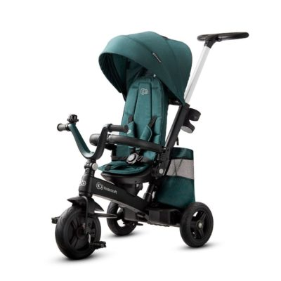 Kinderkraft Midnight Green Easytwist Trike