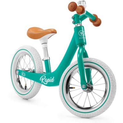 Kinderkraft Midnight Green Rapid Balance Bike