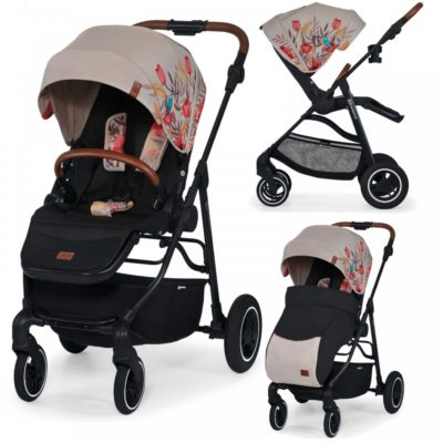 Kinderkraft Freedom Bird All Road Pushchair