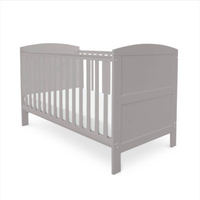 Coleby Grey Classic Cot Bed