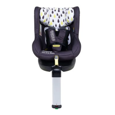 Cosatto Come and Go Rotate Group 0+1 Car Seat - Cloud 9