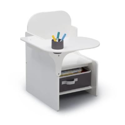 Delta MySize White Chair Desk