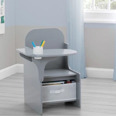 Delta MySize Grey Chair Desk