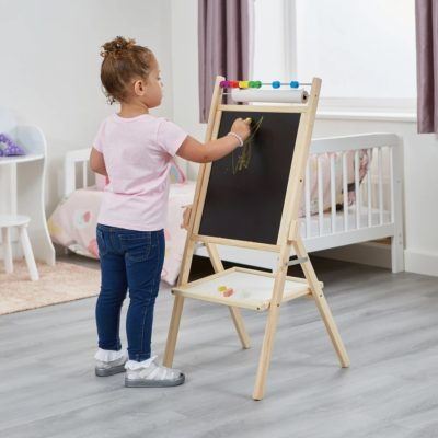 Liberty House Toys 4-in-1 Rotary Easel