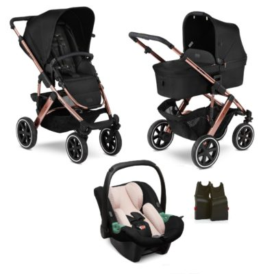 ABC Design Salsa 4 Travel System - Rose Gold
