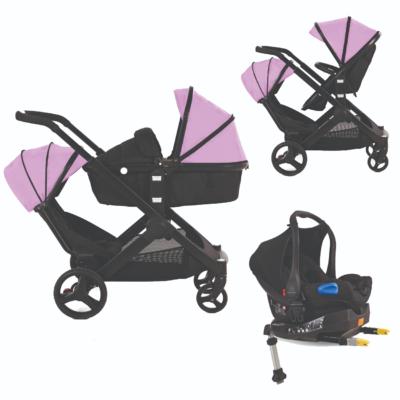 Kids Kargo Glider Travel System Pink