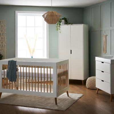 Obaby Maya 3 piece nursery room set