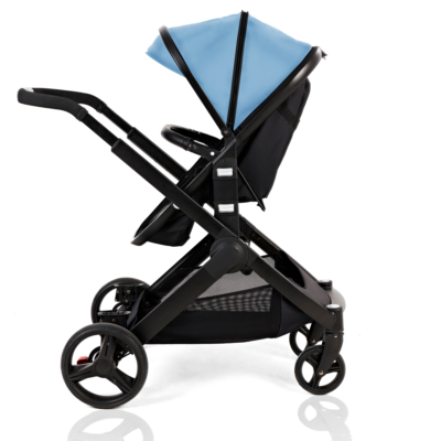 Kids Kargo Blue Glider Single Pushchair