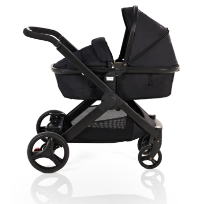 Kids Kargo Black Glider Single Pushchair