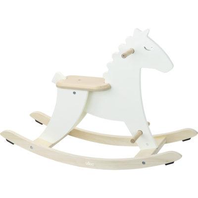 Vilac White Rocking Horse