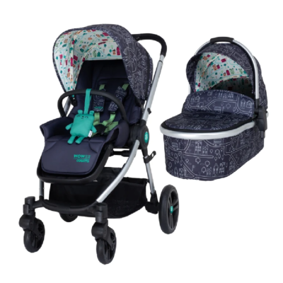 Cosatto My Town Wowee Pushchair and Carrycot
