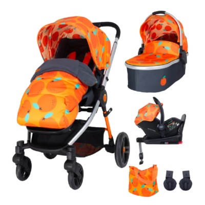 Cosatto Wowee So Orangey Everything Bundle