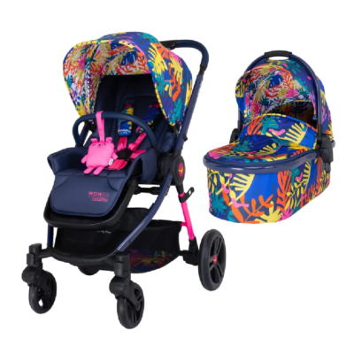 Cosatto Tropicana Wowee Pushchair and Carrycot