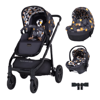 Cosatto Debut Wow Continental Premium Travel System