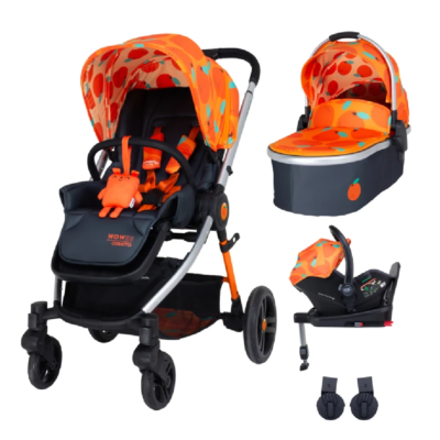 Cosatto Wowee I-Size Bundle So Orangey
